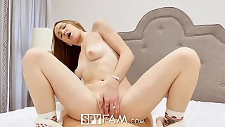 Amateur guy couldnt have wished for a better anal