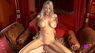 Emma Starr likes riding dick - what a perfect milf superstar
